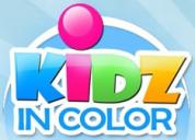 Kidz In Color kortingscode