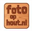Foto op Hout kortingscode