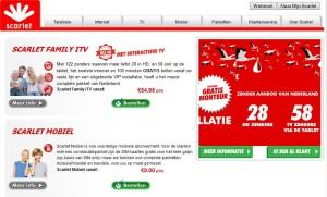 webshop scarlet